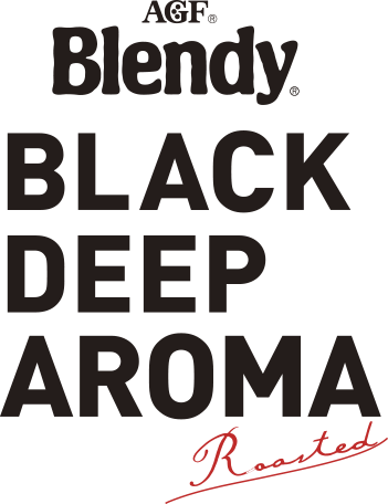 Blendy BLACK DEEP AROMA Roasted